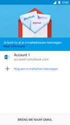 Nokia 5 - E-mail - Handmatig Instellen - Stap 12