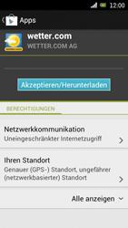 Sony Ericsson Xperia Ray mit OS 4 ICS - Apps - Herunterladen - Schritt 14