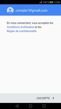 Huawei Mate S - E-mail - Configuration manuelle (gmail) - Étape 13