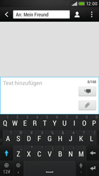 HTC Desire 601 - MMS - Erstellen und senden - Schritt 11