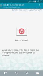 Samsung G800F Galaxy S5 Mini - E-mail - Configuration manuelle (outlook) - Étape 4