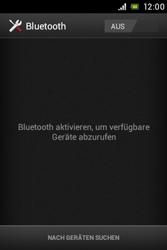 Sony Xperia Miro - Bluetooth - Geräte koppeln - Schritt 7