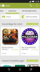 HTC One M8 - Apps - Installieren von Apps - Schritt 5