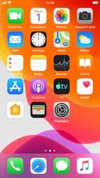 Apple iPhone 8 - iOS 13 - Données - Créer une sauvegarde avec votre compte - Étape 2