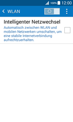 Samsung G360F Galaxy Core Prime - WLAN - Manuelle Konfiguration - Schritt 5