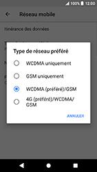 Sony Xperia X Compact (F5321) - Android Oreo - Réseau - Activer 4G/LTE - Étape 7