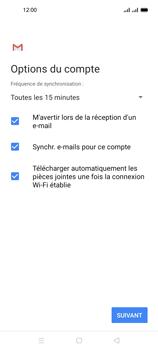 Oppo A53s - E-mails - Ajouter ou modifier votre compte Outlook - Étape 10