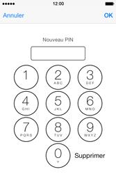 Apple iPhone 4 - Sécuriser votre mobile - Personnaliser le code PIN de votre carte SIM - Étape 9