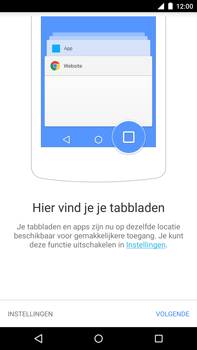 Google Nexus 6 - Internet - hoe te internetten - Stap 4