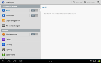Samsung N8020 Galaxy Note 10-1 LTE - Bluetooth - Headset, carkit verbinding - Stap 4