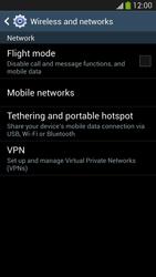 Samsung I9505 Galaxy S IV LTE - MMS - Manual configuration - Step 5