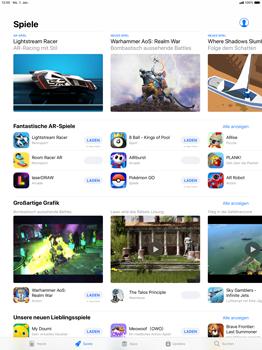Apple iPad Pro 12.9 inch - iOS 12 - Apps - Herunterladen - Schritt 5