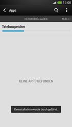 HTC One Mini - Apps - Eine App deinstallieren - Schritt 8