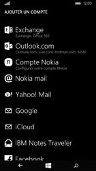 Microsoft Lumia 535 - E-mail - Configuration manuelle - Étape 7