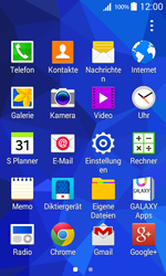 Samsung Galaxy Core Prime - MMS - Manuelle Konfiguration - 4 / 20