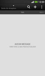 HTC Desire 500 - E-mail - Configuration manuelle - Étape 22