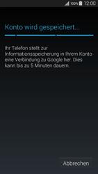 Samsung Galaxy A3 - Apps - Konto anlegen und einrichten - 15 / 22