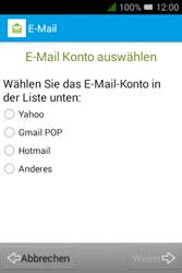 Alcatel OT-4009D Pixi 3 (3.5) - E-Mail - Konto einrichten - Schritt 7