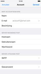 Apple iPhone 6s met iOS 10 (Model A1688) - E-mail - Instellingen KPNMail controleren - Stap 12