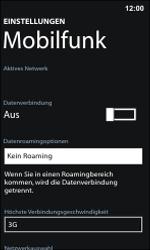 Nokia Lumia 800 / Lumia 900 - MMS - Manuelle Konfiguration - Schritt 7