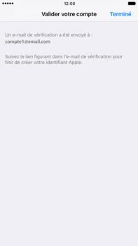 Apple Apple iPhone 6s Plus iOS 10 - Applications - Créer un compte - Étape 24