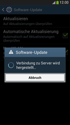 Samsung Galaxy S 4 Mini LTE - Software - Installieren von Software-Updates - Schritt 9