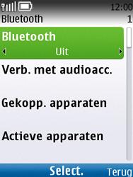 Nokia C2-01 - bluetooth - aanzetten - stap 6