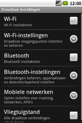 Samsung Galaxy Spica (GT-i5700) - Bluetooth - Headset, carkit verbinding - Stap 5