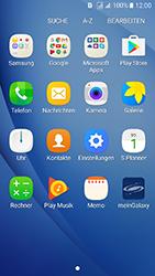 Samsung J510 Galaxy J5 (2016) DualSim - E-Mail - Konto einrichten - Schritt 3