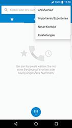 BlackBerry DTEK 50 - Anrufe - Rufumleitungen setzen und löschen - 1 / 1