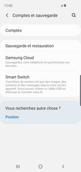 Samsung Galaxy S10e - Aller plus loin - Gérer vos données depuis le portable - Étape 8