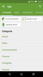 HTC One M9 - Applicazioni - Installazione delle applicazioni - Fase 6