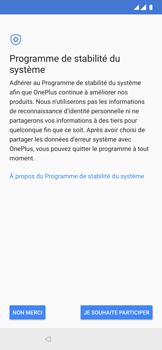 OnePlus 7 Pro - Premiers pas - Configuration de l