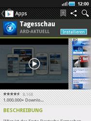 Samsung Galaxy Mini - Apps - Herunterladen - 1 / 1