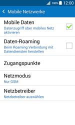 Samsung G360F Galaxy Core Prime - Netzwerk - Netzwerkeinstellungen ändern - Schritt 8