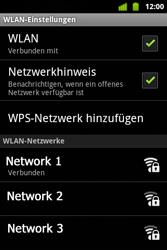 Alcatel OT-983 - WiFi - WiFi-Konfiguration - Schritt 9