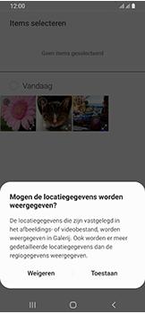Samsung Galaxy A40 - MMS - afbeeldingen verzenden - Stap 17