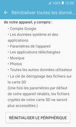 Samsung G389 Galaxy Xcover 3 VE - Appareil - Réinitialisation de la configuration d
