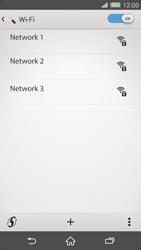 Sony Xperia Z2 - WiFi - WiFi configuration - Step 6