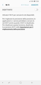 Samsung Galaxy Note9 - WiFi - Configurazione WiFi - Fase 6