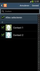 Samsung I9505 Galaxy S IV LTE - Contacten en data - Contacten kopiëren van SIM naar toestel - Stap 9