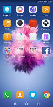 Huawei P Smart - E-mails - Envoyer un e-mail - Étape 3