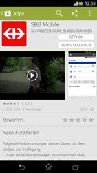 Sony Xperia V - Apps - Installieren von Apps - Schritt 22