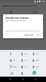 Nokia 6.1 Dual-SIM (TA-1043) - Beveiliging en ouderlijk toezicht - Hoe wijzig ik mijn SIM PIN-code - Stap 10