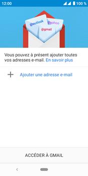 Crosscall Core M4 - E-mails - Ajouter ou modifier votre compte Gmail - Étape 5