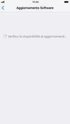Apple iPhone 7 - iOS 12 - Software - Installazione degli aggiornamenti software - Fase 7