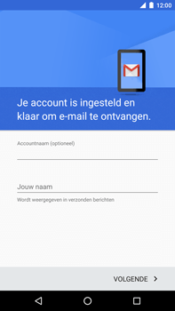 Huawei Google Nexus 6P - E-mail - Account instellen (POP3 zonder SMTP-verificatie) - Stap 24