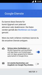 Nokia 3 - Apps - Einrichten des App Stores - Schritt 17