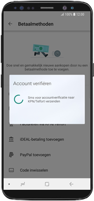 Samsung galaxy-a71-sm-a715f - Applicaties - Aankopen doen in de Google Play Store met je KPN abonnement - Stap 8