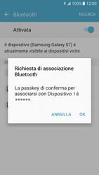 Samsung Galaxy S7 - Bluetooth - Collegamento dei dispositivi - Fase 7